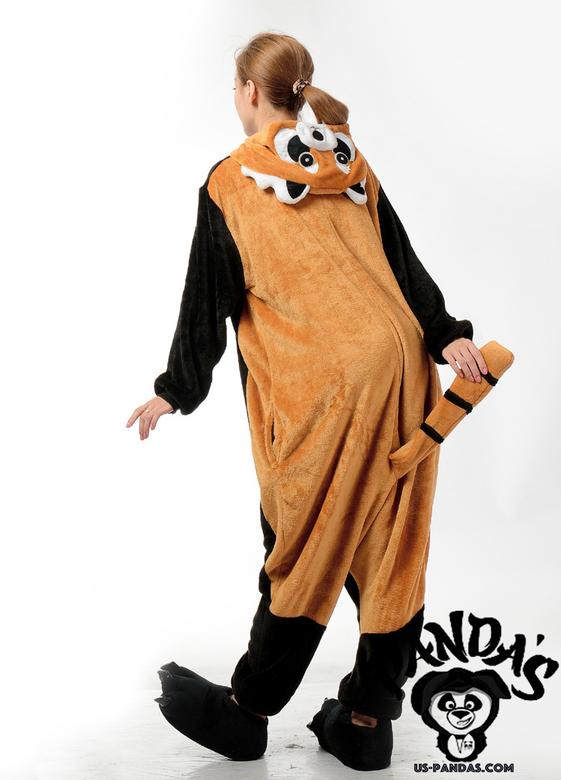 Image of: Pyjamas Deviantart Red Panda Kigurumi Animal Onesie