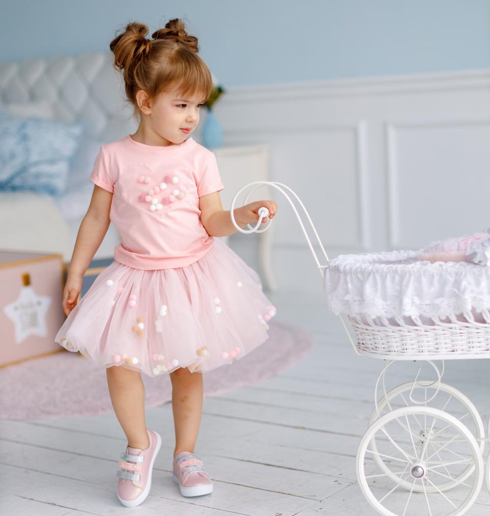 ca0f8835a71a9 Одежда с шариками и помпонами интернет-магазин купить LittleLovelies