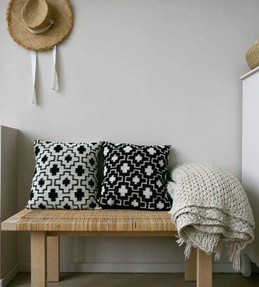 купить схемы вязания подушек крючком с подробным описанием