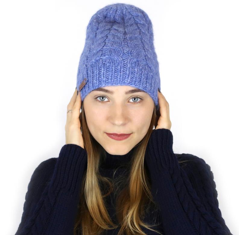 все мк шапка бини с косами купить в интернет магазине