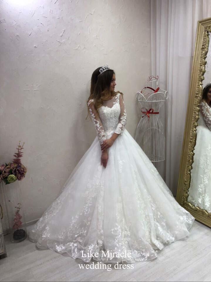 cd3c6c80734d70b Свадебные платья «Like Miracle» купить в Спб в салоне