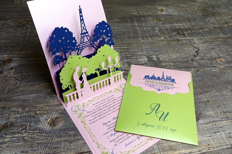 Пригласительные открытки ко дню города