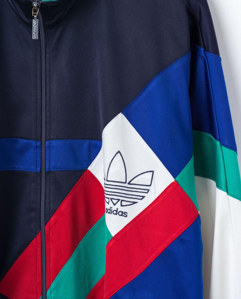 НОВИНКИ   Винтажная олимпийка ADIDAS ORIGINALS Medium купить в ... dd91b7f714d4c