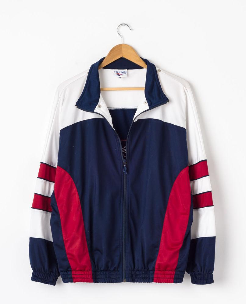 НОВИНКИ   Винтажная олимпийка REEBOK M купить в интернет-магазине 69d26341bdb05