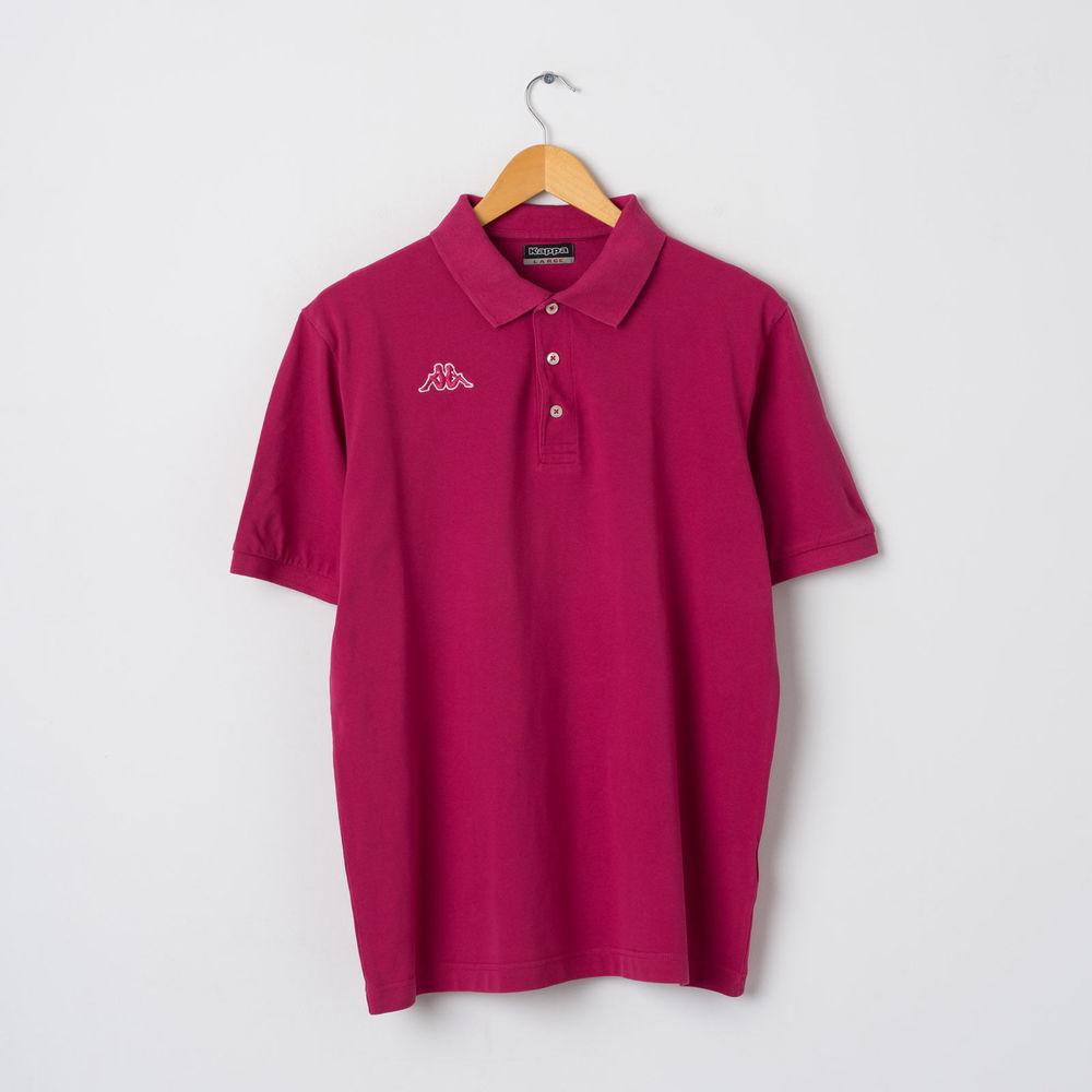 4fc45654d724 НОВИНКИ   Винтажная футболка поло Kappa купить в интернет-магазине
