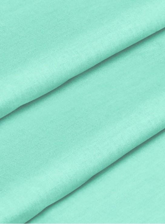 fcc22ff0e8cc5 Ткань - Премиум-хлопок однотонный, мятный – купить в интернет ...